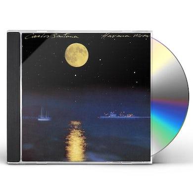 Santana HAVANA MOON CD