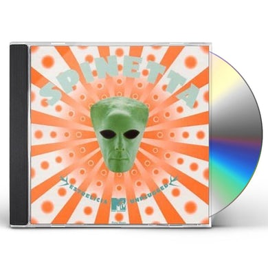 Luis Alberto Spinetta MTV UNPLUGGED CD