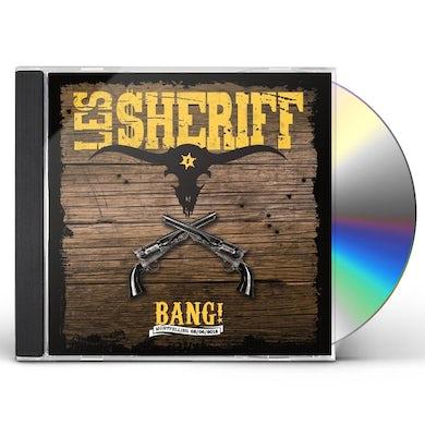 Les Sheriff BANG! MONTPELLIER 02/06/2012 CD