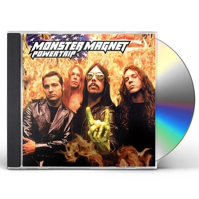 Monster Magnet POWERTRIP: DELUXE EDITION CD