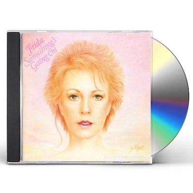 Frida SOMETHING'S GOING ON CD