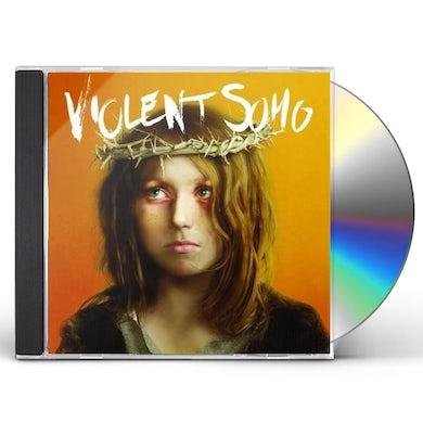 VIOLENT SOHO CD
