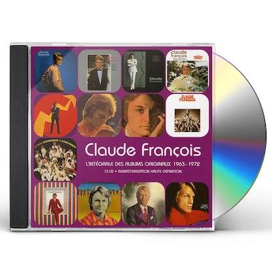 Claude François INTEGRALE CD