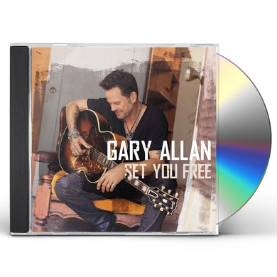 Gary Allan SET YOU FREE CD