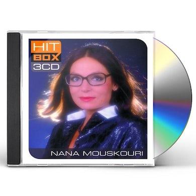 Nana Mouskouri HIT BOX 3CD CD