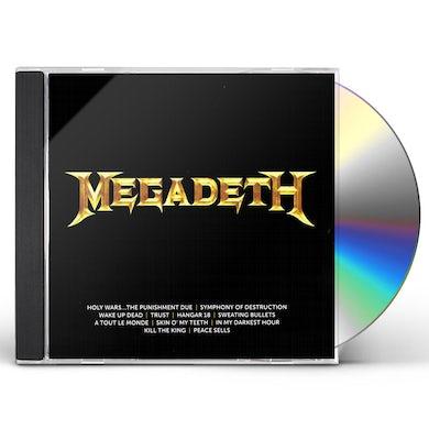 Megadeth ICON CD