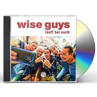 Wise Guys LAUFT BEI EUCH CD