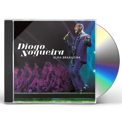 Diogo Nogueira ALMA BRASILEIRA: AO VIVO CD