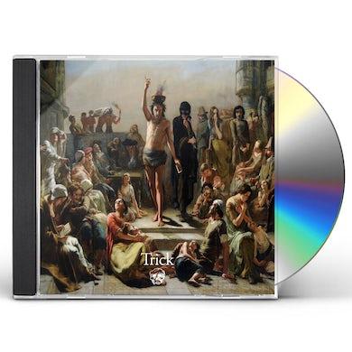 Jamie T TRICK CD