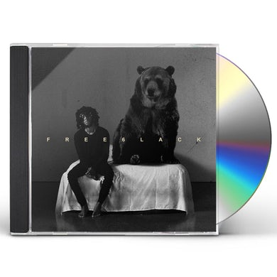 FREE 6LACK CD