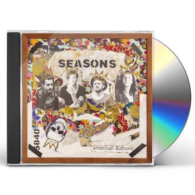 American Authors Seasons CD