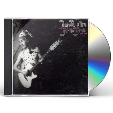 Daevid Allen GENTLE GENIE CD