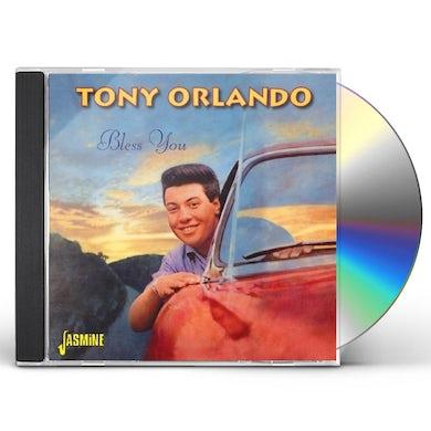 Tony Orlando BLESS YOU CD