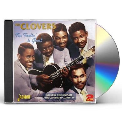 Clovers FEELIN IS GOOD 60 CLASSICS CD