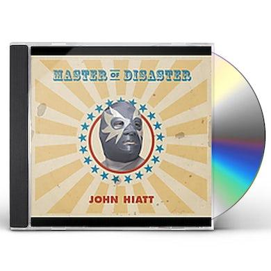John Hiatt MASTER OF DISASTER CD