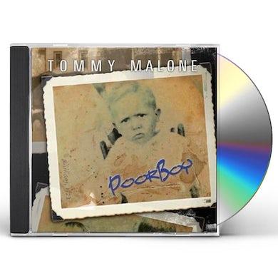 Tommy Malone POOR BOY CD