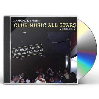 Diamond K CLUB MUSIC ALL STARS 2 CD