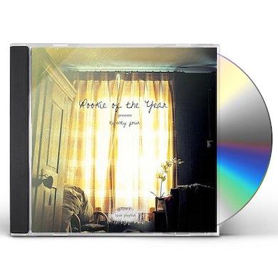 Rookie of the Year TWENTY FOUR: TOUR PLAYLIST CD