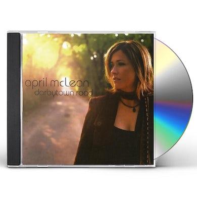 April McLean DARBYTOWN ROAD CD