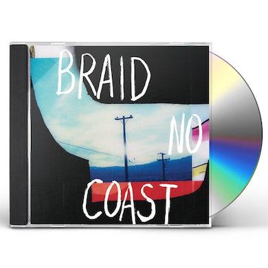 Braid NO COAST CD