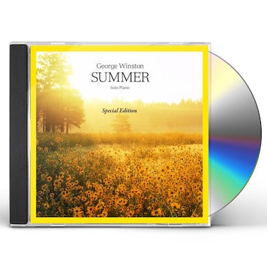 George Winston SUMMER: SPECIAL EDITION CD