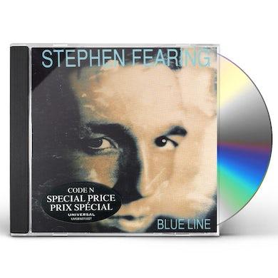 Stephen Fearing BLUE LINE CD