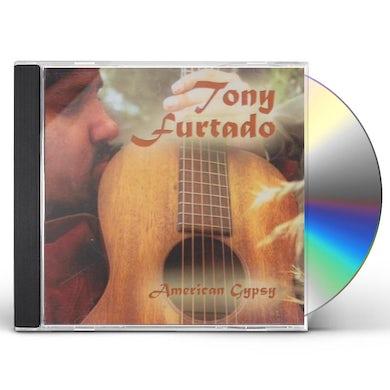 Tony Furtado AMERICAN GYPSY CD