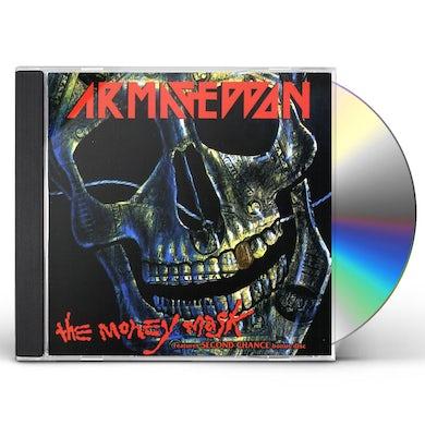 Armageddon MONEY MASK CD