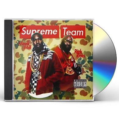 Rick Ross SUPREME TEAM CD