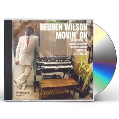 Reuben Wilson MOVIN ON CD
