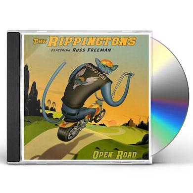 Rippingtons OPEN ROAD CD