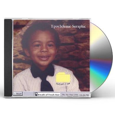 Epochdemic Seraphic GODZ.GIFT CD