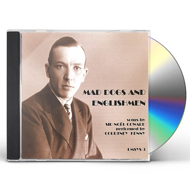 Courtney Kenny MAD DOGS & ENGLISHMEN CD