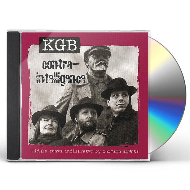 Kgb CONTRA-INTELLIGENCE CD