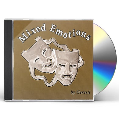 Geresti MIXED EMOTIONS CD