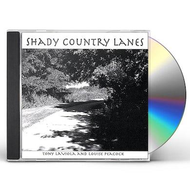 Shady Rosy SHADY COUNTRY LANES CD