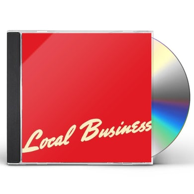 Titus Andronicus LOCAL BUSINESS CD