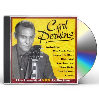 Carl Perkins ESSENTIAL SUN COLLECTION CD