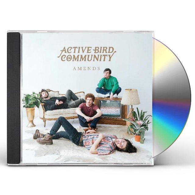 Active Bird Community AMENDS CD