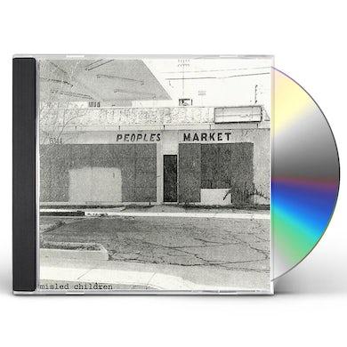 Misled Children PEOPLES MARKET CD