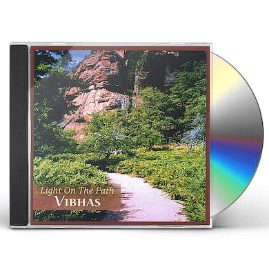 Vibhas Kendzia LIGHT ON THE PATH CD