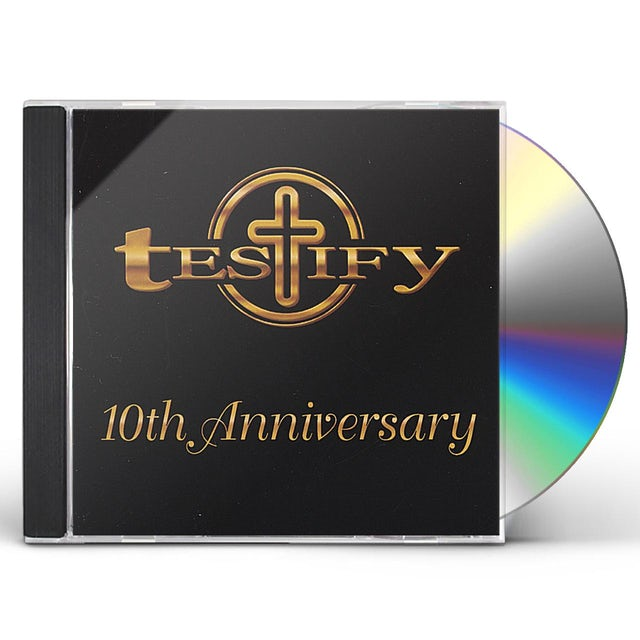 Testify 10TH ANNIVERSARY CD