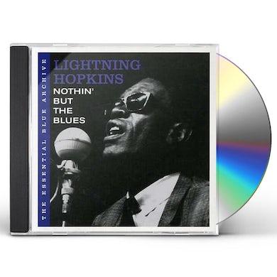 Lightnin Hopkins ESSENTIAL BLUE ARCHIVE-NO CD