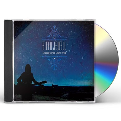 Eilen Jewell SUNDOWN OVER GHOST TOWN CD