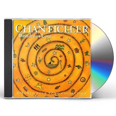 WONDEROUS LOVE: A WORLD FOLK SONG COLLECTION CD