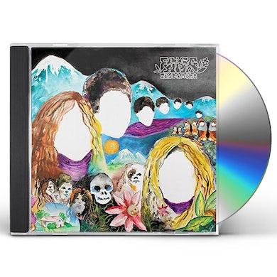 FOGG HIGH TESTAMENT CD
