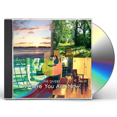 Divers WHERE YOU ARE NOW CD