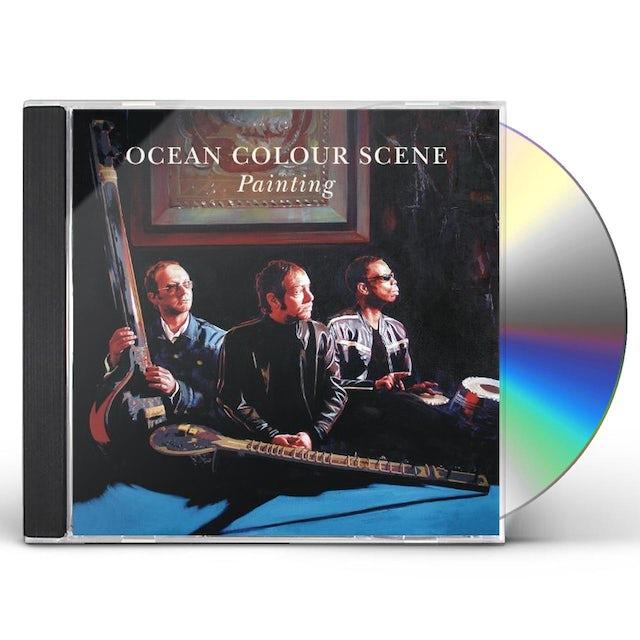 Ocean Colour Scene PAINTING CD