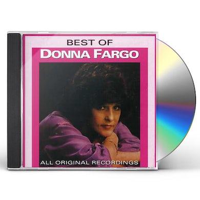 Donna Fargo BEST OF CD