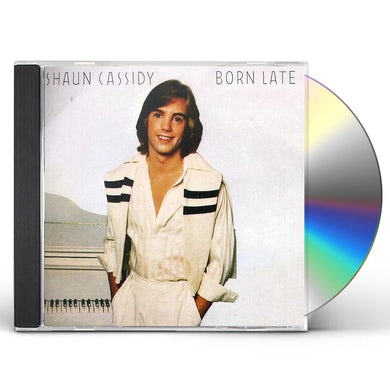 BORN LATE CD